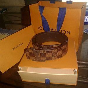 Other - Louis Vuitton Mens Belt